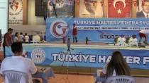 İBRAHIM PAŞA - 15 Yaş Altı Ve Yıldızlar Türkiye Halter Şampiyonası