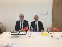 TEMEL KOTIL - TUSAŞ, Hollanda İle Araştırma Projeleri, Uzay Testleri Ve Üretim Kapsamında Protokol İmzaladı