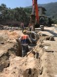 AKÇAOVA - Aydın'da Bir Mahalleye Daha Kanalizasyona Kavuşuyor