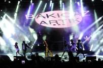 HANDE YENER - Uluslararası Bursa Festivali Hande Yener Konseriyle Son Buldu