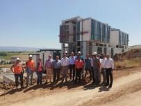 KAMİL GÜLER - Yeni Vezirköprü Devlet Hastanesi İnşaatı Yıl Sonuna Tamamlanıyor