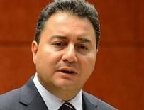 ALİ BABACAN - Ali Babacan, AK Parti'den istifa etti