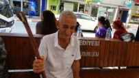 ÖMER TARHAN - Sokakta Kalan Yaşlı Adama Belediye Sahip Çıktı
