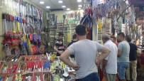 BIÇAKÇILIK - Bıçakçılar Pazarı'nda Kurban Bayramı Hareketliliği