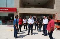 ALİ ORKUN ERCENGİZ - Burdur Belediyesinden Bedesten Çarşısı'na Yenileme Çalışmaları