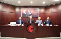 DEVLET PLANLAMA TEŞKILATı - GTO'nun Temmuz Ayı Meclis Toplantısı Yapıldı