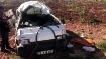 Kilis'te Tarım İşçilerini Taşıyan Panelvan Devrildi Açıklaması 2 Ölü, 20 Yaralı