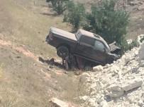 Nevşehir'de Trafik Kazası Açıklaması 2 Ölü