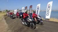 GÜLÇİN ERGÜL - Quick Sigorta 9. Balıkesir Motofest Başladı