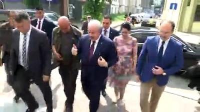 TBMM Başkanı Mustafa Şentop Yurda Döndü