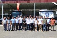 BERHAN ŞİMŞEK - Başkan Aras Personeli İle Bayramlaştı