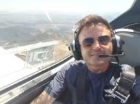 MUSTAFA AVCı - Bilecikli Genç Pilot Adayı Bayram Mesajını Havada Verdi