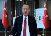 KURBAN İBADETİ - Cumhurbaşkanı Erdoğan'dan Bayram Mesajı