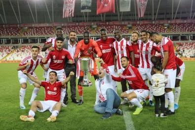 Cumhuriyet Kupası Sivasspor'un!