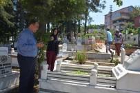 İMAM HATİPLER - Gülüç Halkı Mezarlıkları Ziyaret Etti