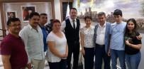 DOPING - Ünlü Sanatçı Baha'ya Buharkent'te İncir Dopingi