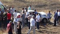 BAYRAM ZİYARETİ - Bayram Ziyareti Kana Bulandı Açıklaması 1 Ölü, 4 Ağır Yaralı