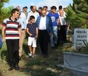 Bülent Turan, Bayram Namazını Kendi Köyünde Kıldı