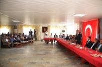 FAIK ARıCAN - Cizre Kaymakamı Arıcan İlçe Halkı İle Bayramlaştı