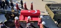 BESTLER DERELER - Şırnak'ta Şehit Olan Uzman Çavuş Son Yolculuğuna Uğurlandı
