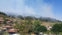 Alaçam Dağlarındaki Yangın Söndürüldü