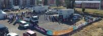 KUĞULU PARK - Büyükşehir'in Mobil Mezbahalarına Tam Not