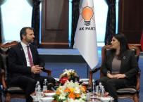 ANAVATAN PARTISI - Partilerden AK Parti'ye Kurban Bayramı Ziyareti