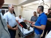 Başkan Gültekin Yıldız'dan Bayramiç'te Hastane Ziyareti