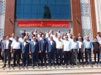 BAYRAM ZİYARETİ - AK Parti Milletvekili Şimşek, Malazgirtli Vatandaşlarla Bayramlaştı
