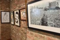 FİDEL CASTRO - Fidel Castro Fotoğraf Sergisi Açıldı