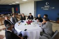 Kocali'de TOKİ Okulu SUBÜ'ye Tahsis Edildi