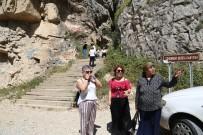Cehennem Deresi Kanyonu Bayramda Ziyaretçi Akınına Uğradı