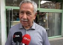 ALİ BABACAN - Bülent Arınç'tan Yeni Parti Açıklaması Açıklaması 'Yaptıkları Yanlış'