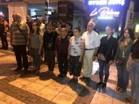 AVCILAR BELEDİYESİ - 17 Ağustos Depreminde Hayatını Kaybedenler Avcılar'da Anıldı