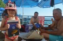 ERDAL İNÖNÜ - Falez Plajlarında Plastik Atık Bilgilendirmesi