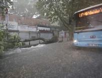 İstanbul yağışa teslim