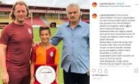 HAKAN BALTA - Hakan Balta'nın Oğlu Çağrı Balta, Bayern Münih'e Transfer Oldu