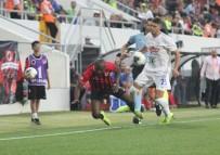 TOURE - Süper Lig Açıklaması Gençlerbirliği Açıklaması 0 - Çaykur Rizespor Açıklaması 0 (İlk Yarı)