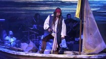 ZEKİ MÜREN - Ata Demirer Harbiye Açıkhava'da Sahne Aldı