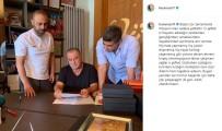 HASAN ŞAŞ - Galatasaray'da Hasan Şaş Görevine Geri Döndü