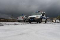 KANBER - Yol Köpürmüştü Açıklaması 3 Kişi Gözaltına Alındı