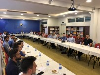 BOĞAZ TURU - İhlas Vakfı'ndan İş Hayatına Atılacak Gençlere Tecrübe Desteği