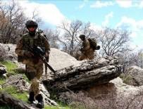 YALıNCAK - Terör örgütü PKK'ya 'Kıran Operasyonu' başlatıldı