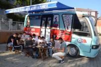 ALANKENT - Bu Minibüs, Kitap Sevgisi Aşılayacak