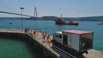 HAVA ULAŞIMI - (Özel) İstanbul Boğazında Nefes Kesen Kurtarma Tatbikatı