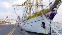 SARAYBURNU - Romanya'nın Sembolik Gemilerinden 'Mircea' Sarayburnu'nda Ziyarete Açıldı