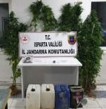 Isparta'da Zehir Operasyonu Açıklaması 2 Tutuklama