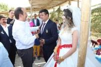 FAIK ARıCAN - Şırnak Valisi Pehlivan Şehit Çocuğunun Düğün Törenine Katıldı