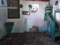 MINBER - Tarihi Cami Yıkılma Tehlikesiyle Karşı Karşıya