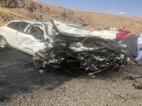 Ağrı'da Feci Kaza Açıklaması 2 Ölü, 2 Yaralı
